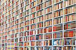 China, Tianjin. Tianjin Municipal Cultural Centre. Books in the Tianjin Library. Stock Photo - Premium Rights-Managed, Artist: AWL Images, Code: 862-06676177