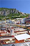 Italy, Campania, Napoli district, Capri. Marina Grande Harbour Stock Photo - Premium Rights-Managed, Artist: AWL Images, Code: 862-06676918