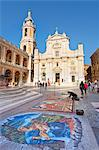 Italy, Marche, Ancona district, Loreto, Sanctuary of Madonna di Loreto Stock Photo - Premium Rights-Managed, Artist: AWL Images, Code: 862-06676927