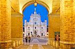 Italy, Marche, Ancona district, Loreto, Sanctuary of Madonna di Loreto Stock Photo - Premium Rights-Managed, Artist: AWL Images, Code: 862-06676939