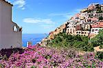 Italy, Campania, Salerno district, Peninsula of Sorrento, Positano. Stock Photo - Premium Rights-Managed, Artist: AWL Images, Code: 862-06677011