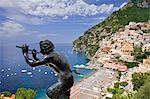 Italy, Campania, Salerno district, Peninsula of Sorrento, Positano. Stock Photo - Premium Rights-Managed, Artist: AWL Images, Code: 862-06677020