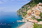 Italy, Campania, Salerno district, Peninsula of Sorrento, Positano. Stock Photo - Premium Rights-Managed, Artist: AWL Images, Code: 862-06677023