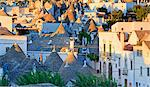 Italy, Apulia, Bari district, Itria Valley. Alberobello. Trulli, typical houses, Stock Photo - Premium Rights-Managed, Artist: AWL Images, Code: 862-06677068