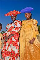 Herero tribal girls portrait, Damaraland, Namibia, Africa Stock Photo - Premium Rights-Managed, Artist: AWL Images, Code: 862-06677175