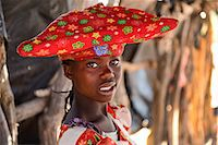Herero tribal girl portrait, Damaraland, Namibia, Africa Stock Photo - Premium Rights-Managednull, Code: 862-06677176