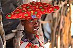 Herero tribal girl portrait, Damaraland, Namibia, Africa Stock Photo - Premium Rights-Managed, Artist: AWL Images, Code: 862-06677176