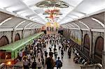 Democratic Peoples Republic of Korea. North Korea, Pyongyang. Punhung Metro Station. Stock Photo - Premium Rights-Managed, Artist: AWL Images, Code: 862-06677242