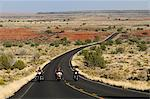 People riding bikes near Flagstaff, Arizona, USA Stock Photo - Premium Rights-Managed, Artist: AWL Images, Code: 862-06677515