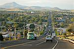 Town of Madras, Highway 96, Jefferson County, Oregon, USA Stock Photo - Premium Rights-Managed, Artist: AWL Images, Code: 862-06677576