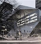 Seattle Public Library by Architect Rem Koolhaas, Seattle, Washington, USA Stock Photo - Premium Rights-Managed, Artist: AWL Images, Code: 862-06677641