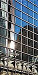 Modern Building with Reflections, Yonge Street, Toronto, Ontario, Canada Stock Photo - Premium Royalty-Free, Artist: Andrew Kolb, Code: 600-06679309