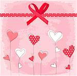Happy Valentine's Day Stock Photo - Royalty-Free, Artist: lemony                        , Code: 400-06685838