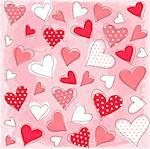Happy Valentine's Day Stock Photo - Royalty-Free, Artist: lemony                        , Code: 400-06685850