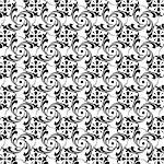 Beautiful background of seamless floral pattern Stock Photo - Royalty-Free, Artist: inbj                          , Code: 400-06697327