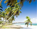 Sauteurs Bay, Grenada Stock Photo - Royalty-Free, Artist: phbcz                         , Code: 400-06697562