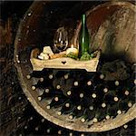 wine still life, Biza winery, Cejkovice, Czech Republic Stock Photo - Royalty-Free, Artist: phbcz                         , Code: 400-06699631