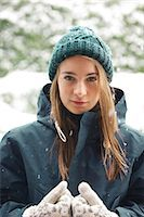 Portrait of Teenage Girl Stock Photo - Premium Rights-Managednull, Code: 822-06702357