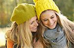 Portrait of Mother and Daughter Smiling Stock Photo - Premium Rights-Managed, Artist: ableimages, Code: 822-06702374