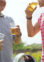Teenage Boys Drinking Beer Stock Photo - Premium Rights-Managednull, Code: 822-06702377