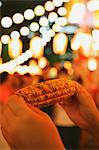 Grilled corn Stock Photo - Premium Rights-Managed, Artist: Aflo Relax, Code: 859-06710959