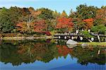 Japanese Garden at Showa Kinen Park, Tokyo Stock Photo - Premium Rights-Managed, Artist: Aflo Relax, Code: 859-06710977