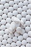 still life of white pills Stock Photo - Premium Rights-Managed, Artist: photo division, Code: 700-06714053