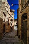 View of narrow street, Ragusa Ibla, Sicily, Italy Stock Photo - Premium Rights-Managed, Artist: Siephoto, Code: 700-06714167