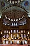 Turkey, Marmara, Istanbul, Blue Mosque (Sultan Ahmed Mosque) Stock Photo - Premium Rights-Managed, Artist: Siephoto, Code: 700-06714207