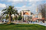 Turkey, Marmara, Istanbul, Sultanahmet, Hagia Sophia (Ayasofya) Stock Photo - Premium Rights-Managed, Artist: Siephoto, Code: 700-06714210