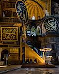 Turkey, Marmara, Istanbul, Sultanahmet, Hagia Sophia (Ayasofya) Stock Photo - Premium Rights-Managed, Artist: Siephoto, Code: 700-06714213