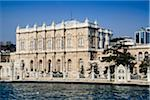 Turkey, Marmara, Istanbul, Dolmabahce Palace by the Bosphorus Stock Photo - Premium Rights-Managed, Artist: Siephoto, Code: 700-06714220