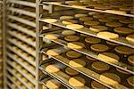 Trays of biscuits in factory Stock Photo - Premium Royalty-Freenull, Code: 649-06717693