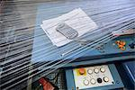 Loom and tools in textile mill Stock Photo - Premium Royalty-Freenull, Code: 649-06717749