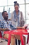 Couple shopping together in store Stock Photo - Premium Royalty-Free, Artist: Ikon Images, Code: 614-06718325