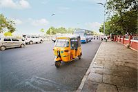 Traffic on the road, Chennai, Tamil Nadu, India Stock Photo - Premium Rights-Managednull, Code: 857-06721699