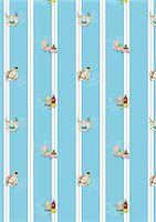 pattern (man made design) - Foot Icon Set Stock Photo - Premium Royalty-Freenull, Code: 6111-06728869
