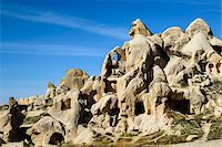 Turkey, Central Anatolia, Cappadocia, Rock Formations Stock Photo - Premium Rights-Managednull, Code: 700-06732669