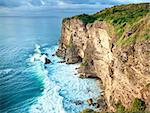 View of Pura Uluwatu temple in Bali island, Indonesia Stock Photo - Royalty-Free, Artist: vicnt                         , Code: 400-06745425