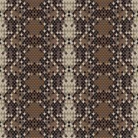 snake skin - Snake skin reptile seamless pattern, vector Eps8 illustration. Stock Photo - Royalty-Free, Artist: ikopylov, Code: 400-06747303