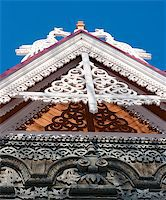 frbird - Roof of traditional wooden house Stock Photo - Royalty-Freenull, Code: 400-06749713