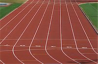 race track (people) - Running Track Stock Photo - Premium Rights-Managednull, Code: 858-06756459