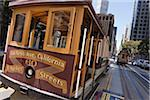 California St. Cable car, San Francisco Stock Photo - Premium Rights-Managed, Artist: Damir Frkovic, Code: 700-06758304