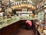 interior of specialty meat and antipasto shop, Modena, Italy Stock Photo - Premium Rights-Managed, Artist: Michael Mahovlich, Code: 700-06773318