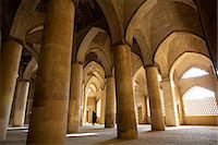 In the great columns room of the Great Mosque, Isfahan, Iran, Middle East Stock Photo - Premium Rights-Managednull, Code: 841-06807079