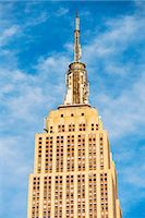 Empire State Building, New York City, USA Stock Photo - Premium Royalty-Freenull, Code: 614-06813402