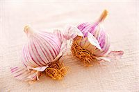 Garlic heads Stock Photo - Premium Rights-Managednull, Code: 825-06815637