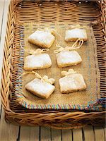 Spelt,ginger and almond cookies Stock Photo - Premium Rights-Managednull, Code: 825-06815781