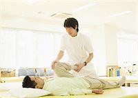 rehabilitation - Rehabilitation Stock Photo - Premium Royalty-Freenull, Code: 670-06824749