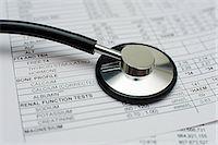 Medical records Stock Photo - Premium Royalty-Freenull, Code: 6106-06831218